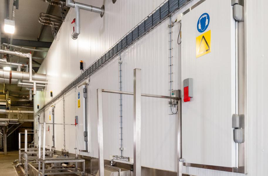 Storage - Keeping the Food Chain Fresh